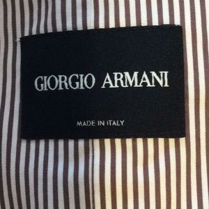 Summer blazer/jacket by Giorgio Armani